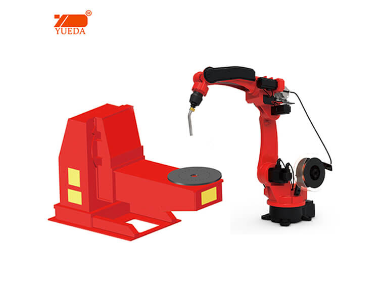 6 Axis Industrial Welding Robot Arm