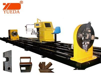 Multifunctional Irregular Pipe Cutting Machine