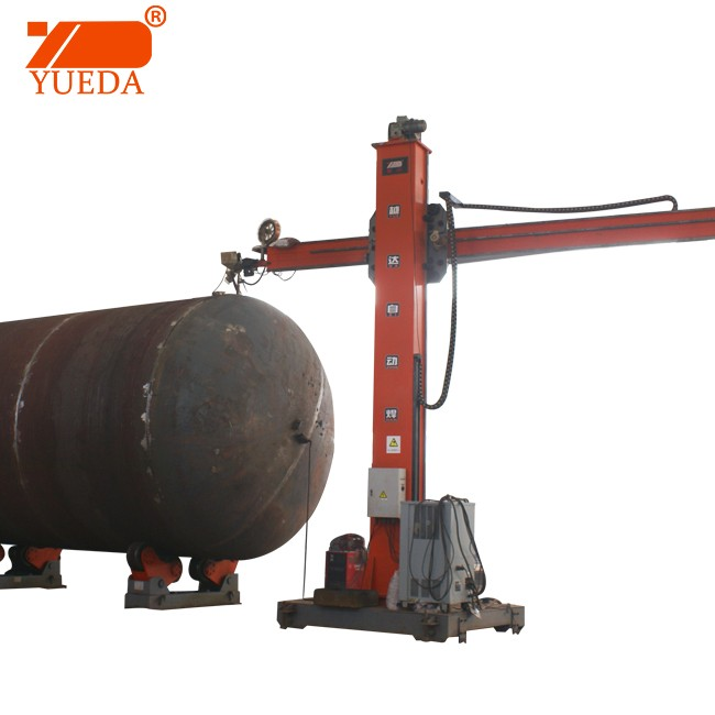 Chemical Pressure Vessel Production Line
